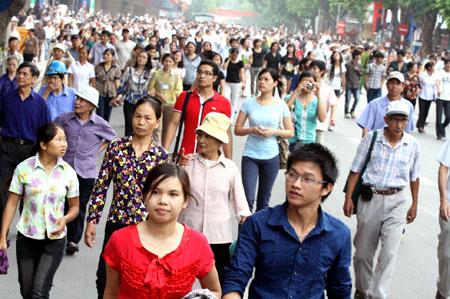 6 tuyến phố đi bộ Hà Nội được mở thêm 6
