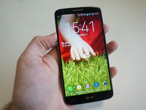 Giá bán LG G2 mini tại Việt Nam là 7,2 triệu đồng 7