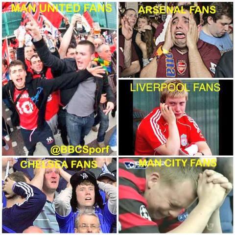 Fan Arsenal, Liverpool, Chelsea khóc thảm thiết ngày Moyes ra đi 5