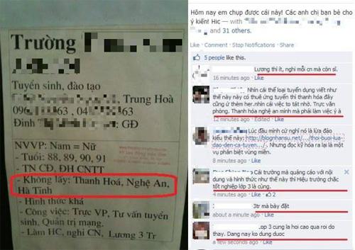 Người Thanh Hóa, Nghệ An, Hà Tĩnh khó xin việc làm ở Hà Nội? 6