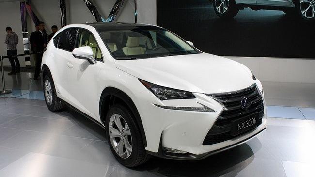 Bắc Kinh Motor Show 2014 : Lexus NX - Đổ thêm dầu vào thị trường SUV 5