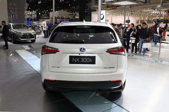 Bắc Kinh Motor Show 2014 : Lexus NX - Đổ thêm dầu vào thị trường SUV 6