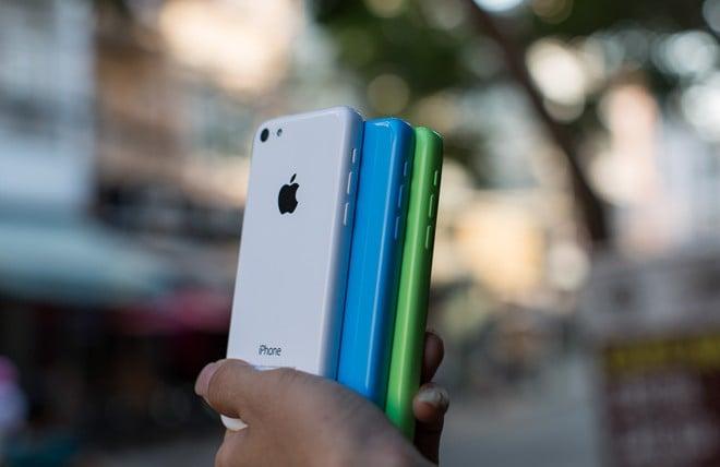 iPhone 5c bản 5GB xuất hiện tại Việt Nam 9