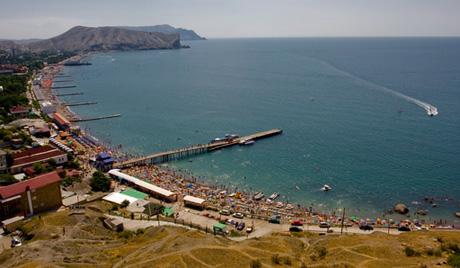 Khoảng 3 triệu người Nga đổ xô sang Crimea nghỉ dưỡng 5