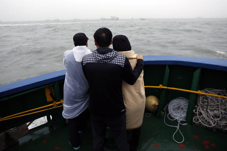Chìm phà Sewol: Nhiều lỗ hổng trong lời khai nhân chứng 7