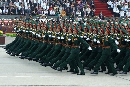 Việt Nam là 1 trong 25 nước có tiềm lực quân sự mạnh nhất thế giới
