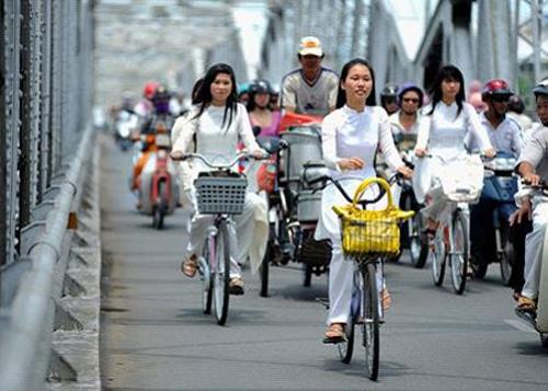 Nhiều ý kiến phản đối đề án xe đạp công cộng ở TP HCM 5