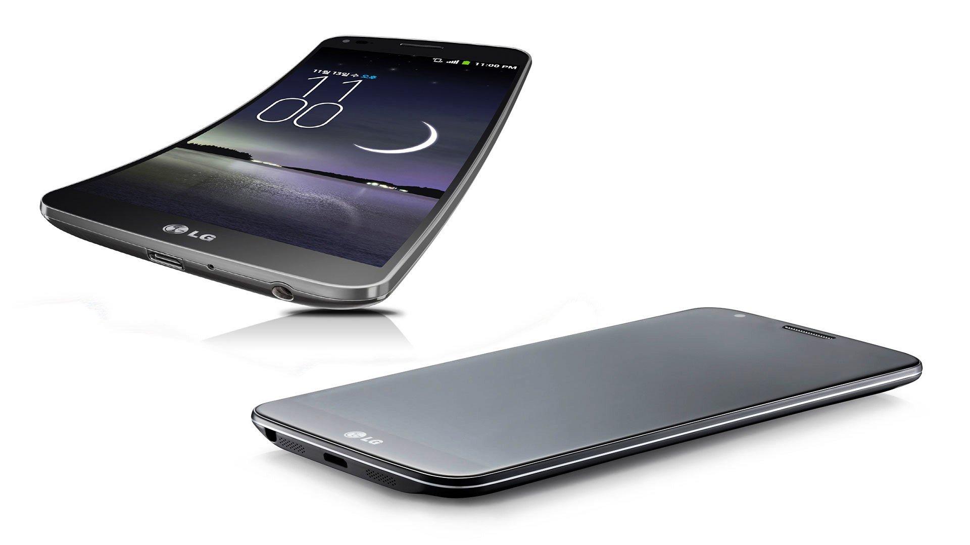 Điện thoại màn hình cong LG G FLEX giảm giá sốc 2 triệu đồng 6