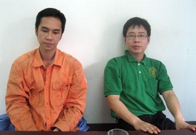 Hai con nghiện hóa trang thành nhân viên điện lực 5