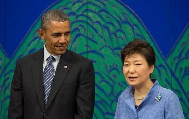 Triều Tiên phỉ báng Tổng thống Mỹ, Hàn 5