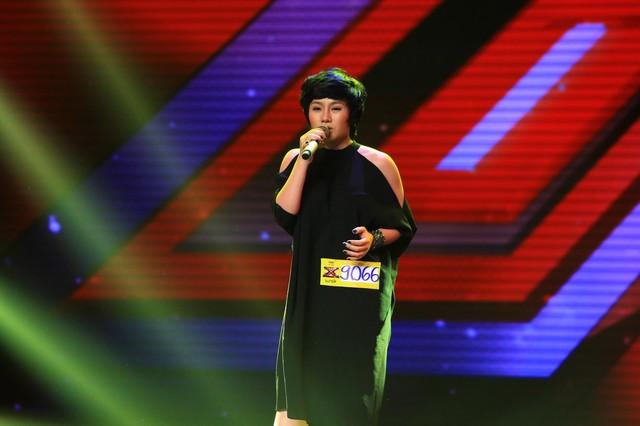 Con gái MC Thành Chung theo mẹ đi thi 'gây sốt' X-Factor 6