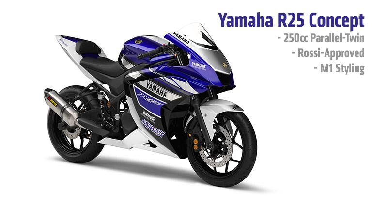 Yamaha R25 lại lộ thêm ảnh nóng 6