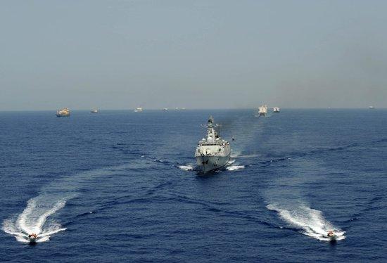Trung Quốc rầm rộ tập trận ngay sát biên giới Triều Tiên 6