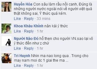 Ý thức kém của khán giả Việt khiến Biker quỳ lạy giữa đường 10