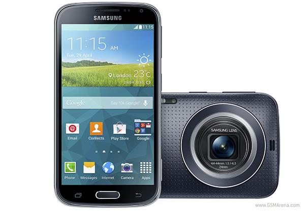 Galaxy K Zoom chính thức trình làng, camera 20,7 MPx ấn tượng 5