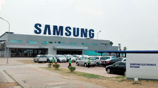 Nhà máy Samsung Bắc Ninh mất trộm linh kiện tiền tỷ 5