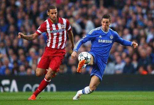 Chelsea 1-3 Atletico Madrid: Tan mộng ngay tại Stamford Bridge 6