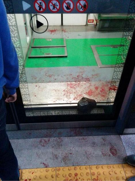 Hai tàu điện ngầm Hàn Quốc đâm nhau, 170 người bị thương 6