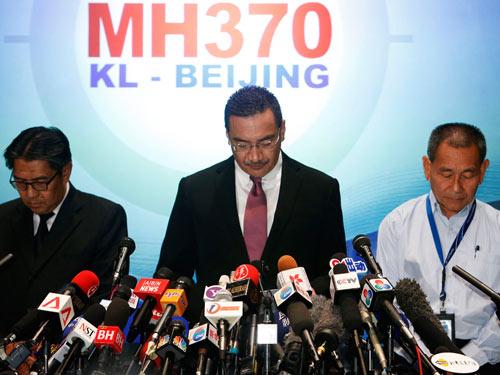 Malaysia công bố báo cáo chính thức về MH370 4