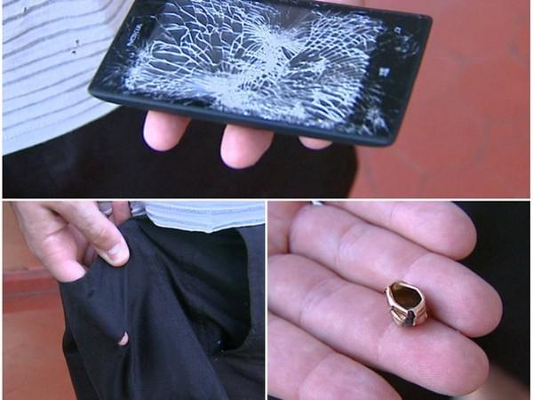 Thoát chết thần kỳ nhờ smartphone Lumia 520 5