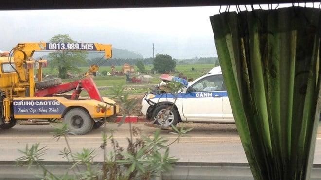 Nguyên nhân vụ tai nạn kinh hoàng trên cao tốc khiến 3 CSGT tử vong 6