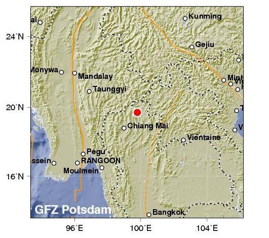 Nhà cao tầng Hà Nội 'rung lắc' vì dư chấn động đất 6.2 độ Richter 5