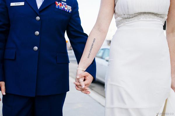 Những bức ảnh cưới của 70 cặp đồng tính gây xúc động 17