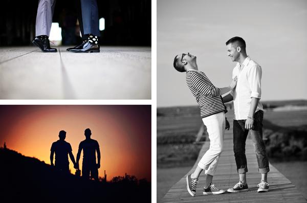 Những bức ảnh cưới của 70 cặp đồng tính gây xúc động 7