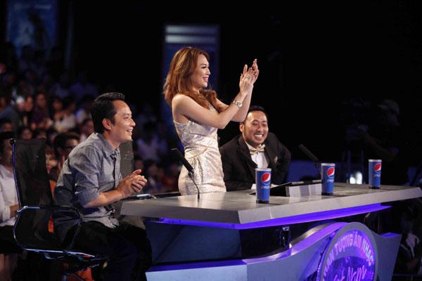 Nhật Thuỷ có 70\% cơ hội chiến thắng ở Vietnam Idol 6
