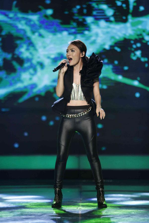 Nhật Thuỷ có 70\% cơ hội chiến thắng ở Vietnam Idol 8