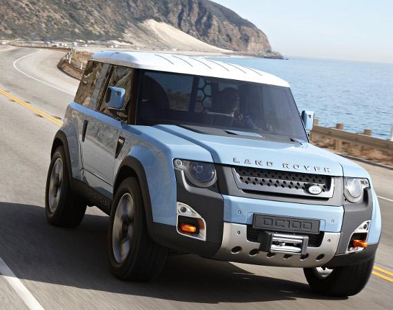 Sẽ có phiên bản Land Rover Defender mới giá rẻ 6