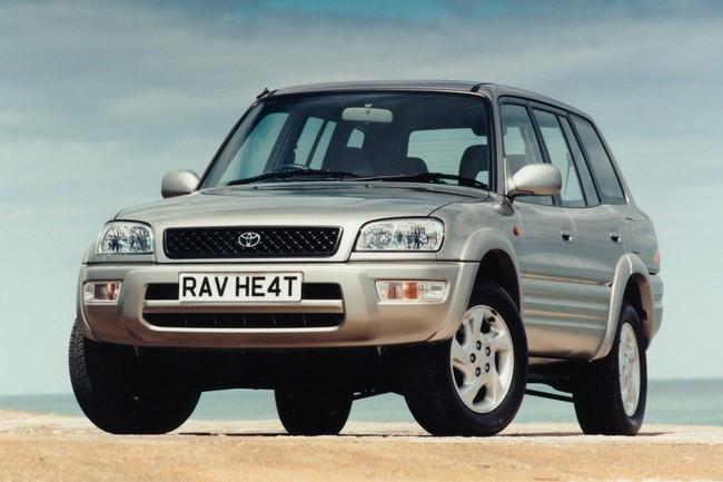 Tìm hiểu Toyota Rav4 - Chiếc SUV tử nạn cùng CSGT 6