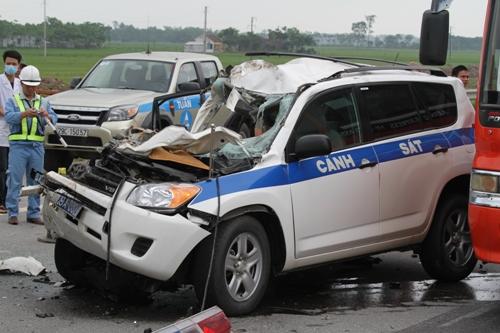 Tìm hiểu Toyota Rav4 - Chiếc SUV tử nạn cùng CSGT 5