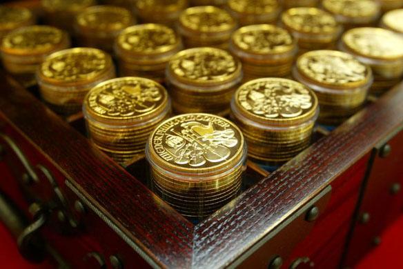 Thị trường vàng tăng giá sau kì nghỉ lễ 6
