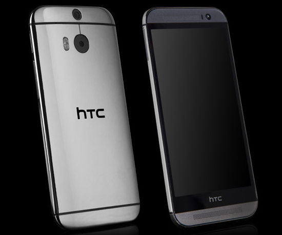 """Cận cảnh """"tuyệt tác"""" HTC One (M8) phiên bản vàng 24k 7"""