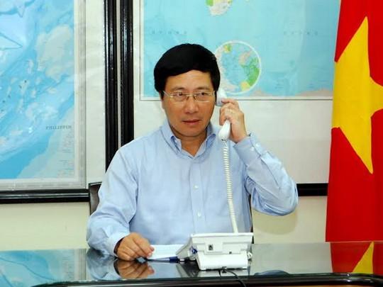 Yêu cầu Trung Quốc rút giàn khoan HD-981 khỏi thềm lục địa Việt Nam 4