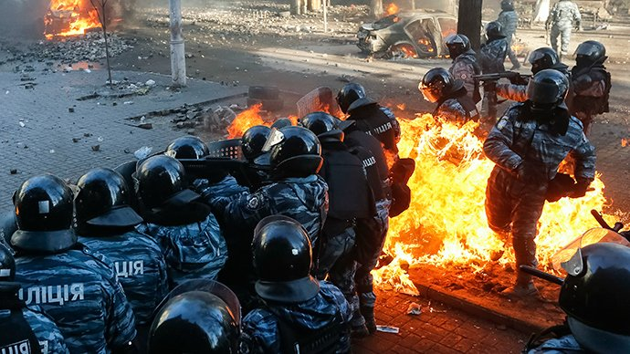 Nga công bố Sách Trắng về vi phạm nhân quyền trong cuộc khủng hoảng
