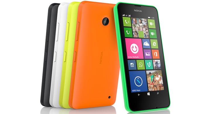 Nokia Lumia 630 2 sim 2 sóng giá 3,5 triệu đồng tại Việt Nam 6