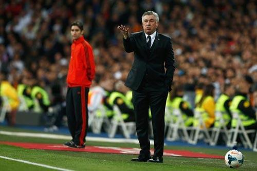 Ancelotti từ chối mức lương kỷ lục của MU 5