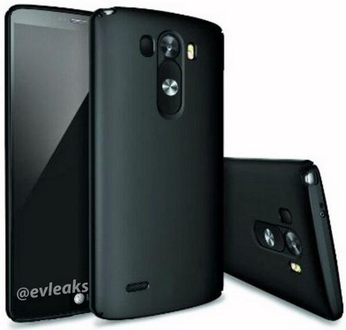Ấn tượng với LG G3 vỏ kim loại và cấu hình cao cấp 8