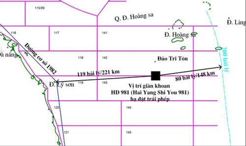 Trung Quốc đưa giàn khoan tới biển Việt Nam, Mỹ vào cuộc điều tra 6