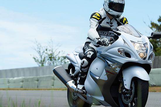 Suzuki Hayabusa thế hệ mới sắp được ra mắt? 5