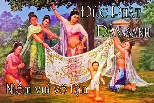 Sự thật Đức Phật đản sinh vào ngày nào? 2
