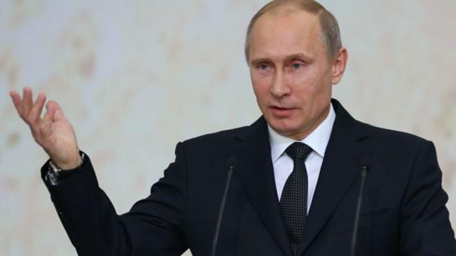Kỷ niệm 10 năm làm Tổng thống, Putin giành mức ủng hộ tối đa  6