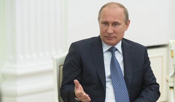 """Tổng thống Putin lật tẩy """"mưu đồ của phương Tây"""" 5"""