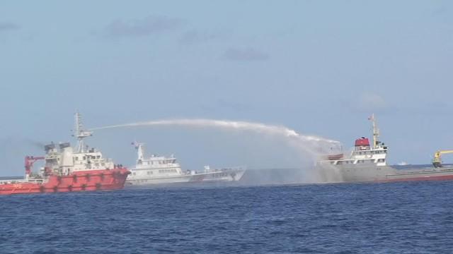 Các loại tàu Trung Quốc tấn công tàu Việt Nam ở biển Đông 6