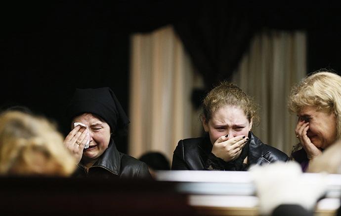 Thảm kịch Odessa: Nhiều người bị bóp cổ chết sau khi thoát khỏi ngọn lửa 8