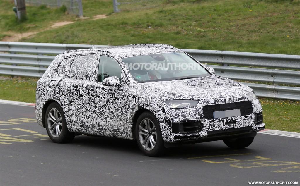 Audi Q7 thế hệ mới sẽ được giới thiệu trong năm nay 5