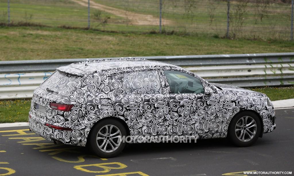 Audi Q7 thế hệ mới sẽ được giới thiệu trong năm nay 6