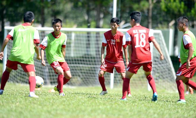 U19 Việt Nam 'thay máu' hàng thủ 5